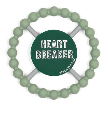 Heart Breaker Teething Ring