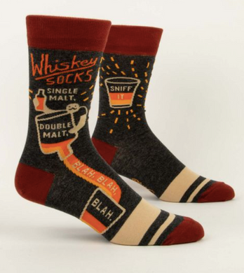 WHISKEY MENS SOCKS