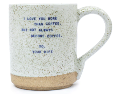 XO YOUR WIFE MUG