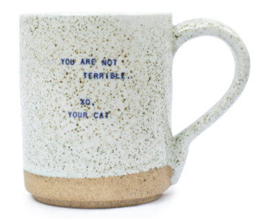 XO YOUR CAT MUG