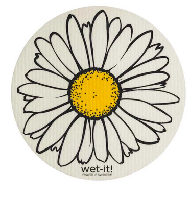 Daisy Wet-It! Reusable Cloth