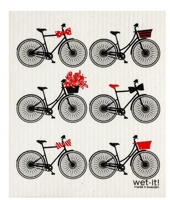 Bicycles Wet-It! Reusable Cloth