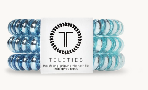 Small Teleties - Blue Sapphire