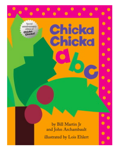 Chicka Chicka ABC - Children's Book