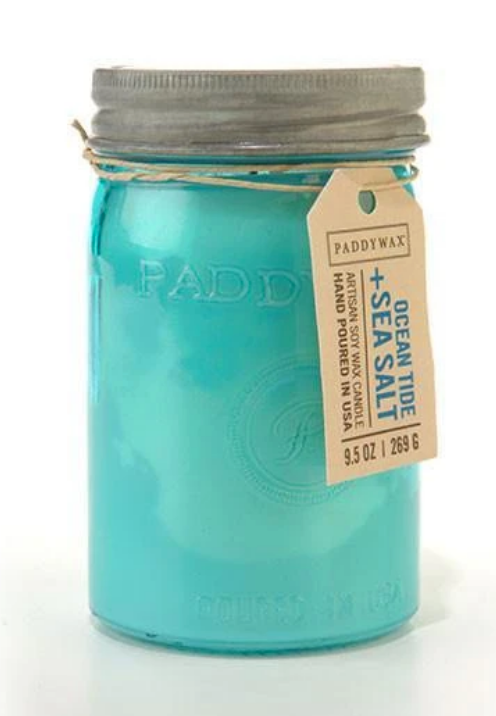 Ocean Tide & Sea Salt Candle