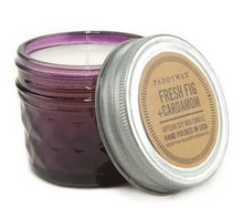 Load image into Gallery viewer, Fresh Fig & Cardamom Candle