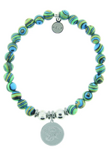 Load image into Gallery viewer, Lucky Elephant Charm Bracelet - H.E.L.P. Collection