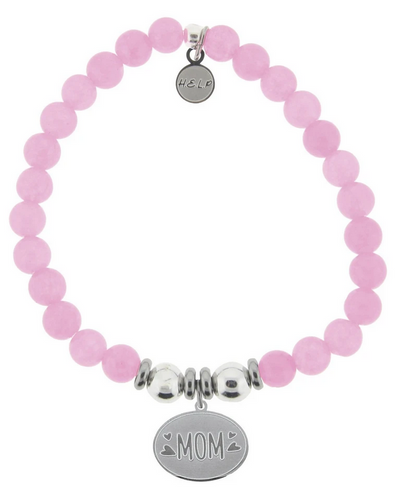 Mom Charm Bracelet- H.E.L.P. Collection