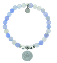 Load image into Gallery viewer, Sand Dollar Charm Bracelet - H.E.L.P. Collection
