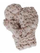 Load image into Gallery viewer, Mittens - Rosebud Faux Fur - Brown or Black