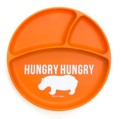 Hungry Hippo Wonder Plates