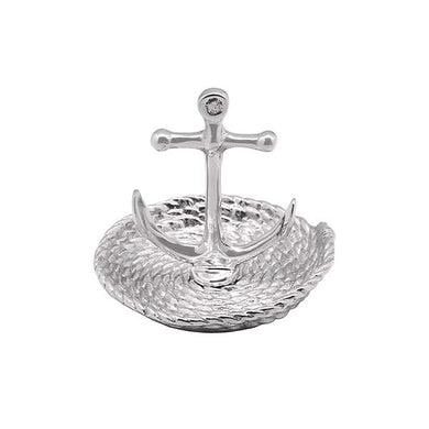 Anchor & Rope Ring Dish