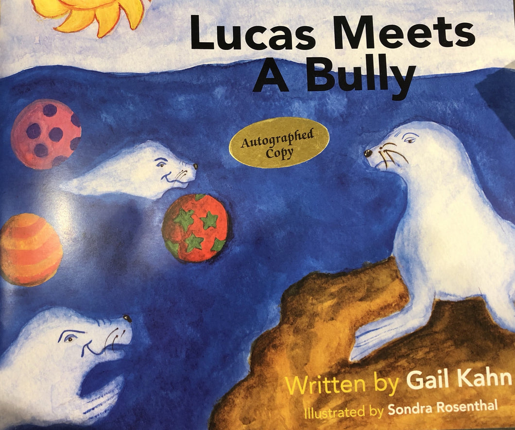 Lucas meets bully