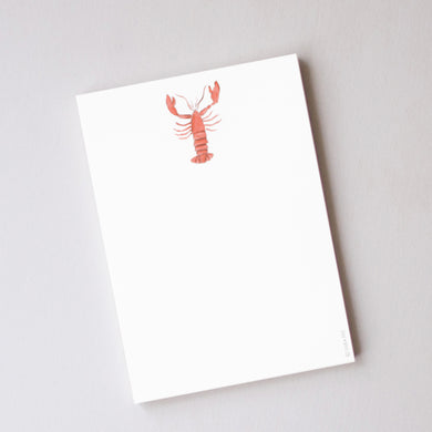 LOBSTER NOTEPAD