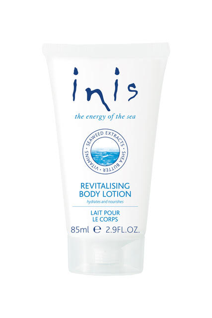 Inis Travel Size Body Lotion 2.9 oz.