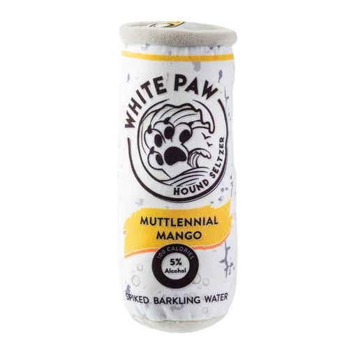 MUTTLENIAL MANGO WHITE PAW DOG TOY