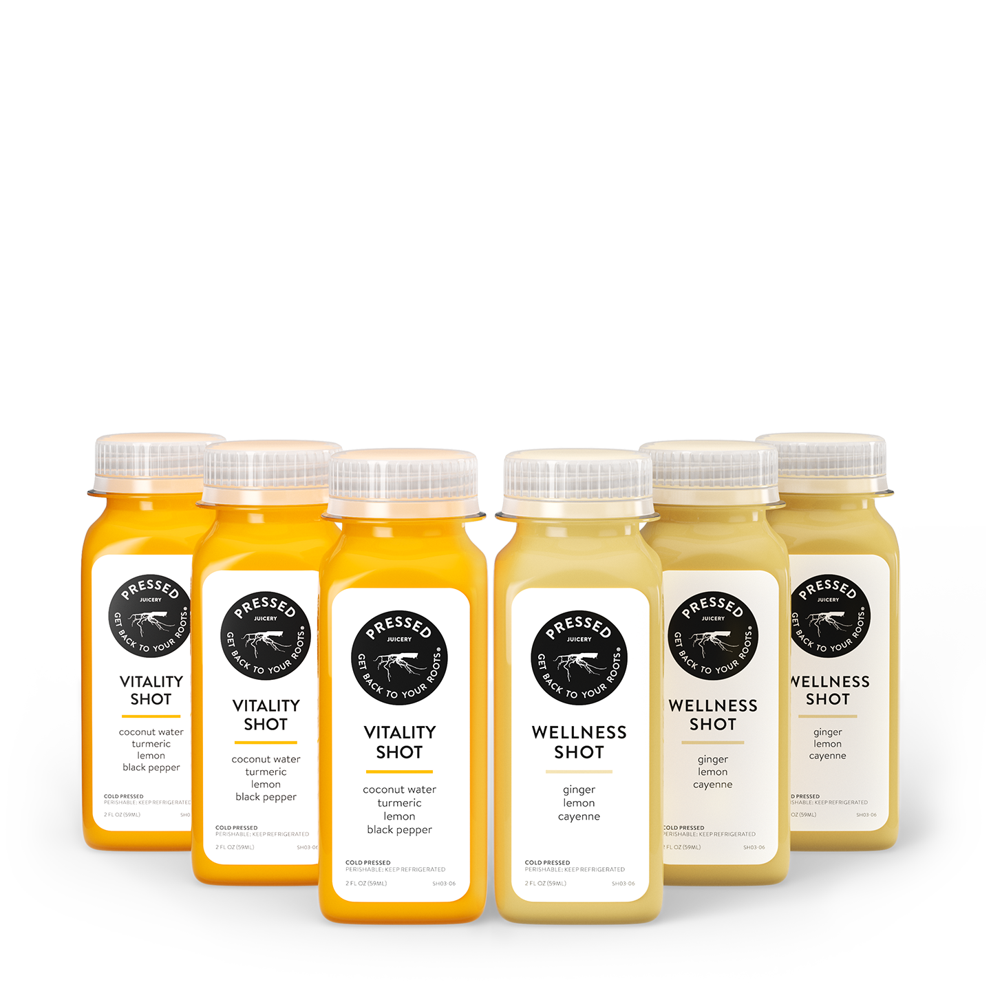 Vitality & Wellness Shot Bundle product image
