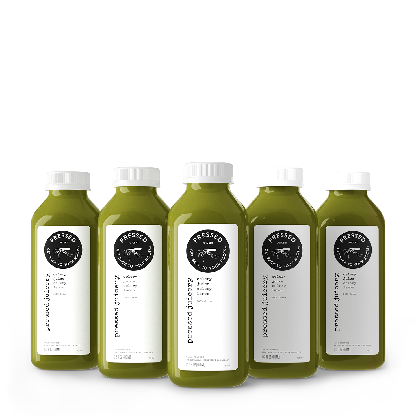 5-Juice Celery Bundle | The Daily Start product image