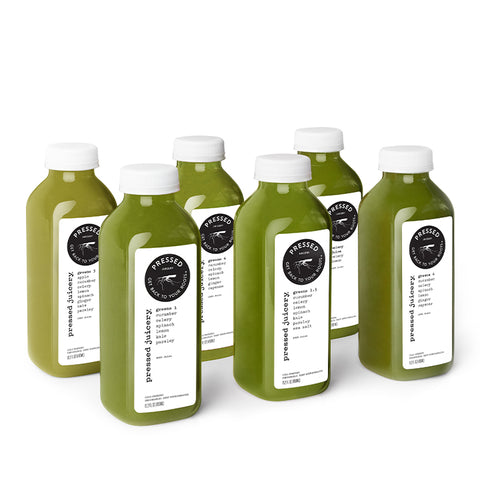 Greens Juice Bundle