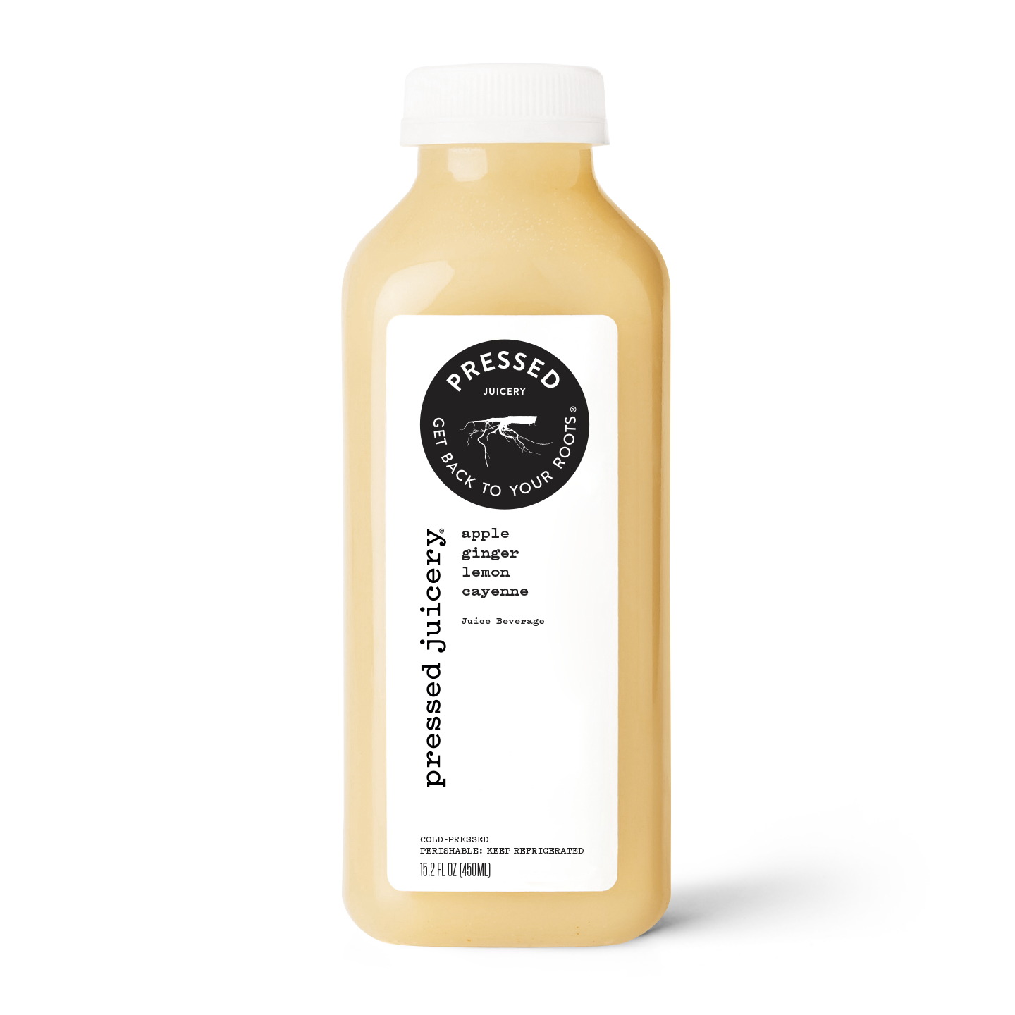 Apple Ginger Lemon Cayenne Juice product image