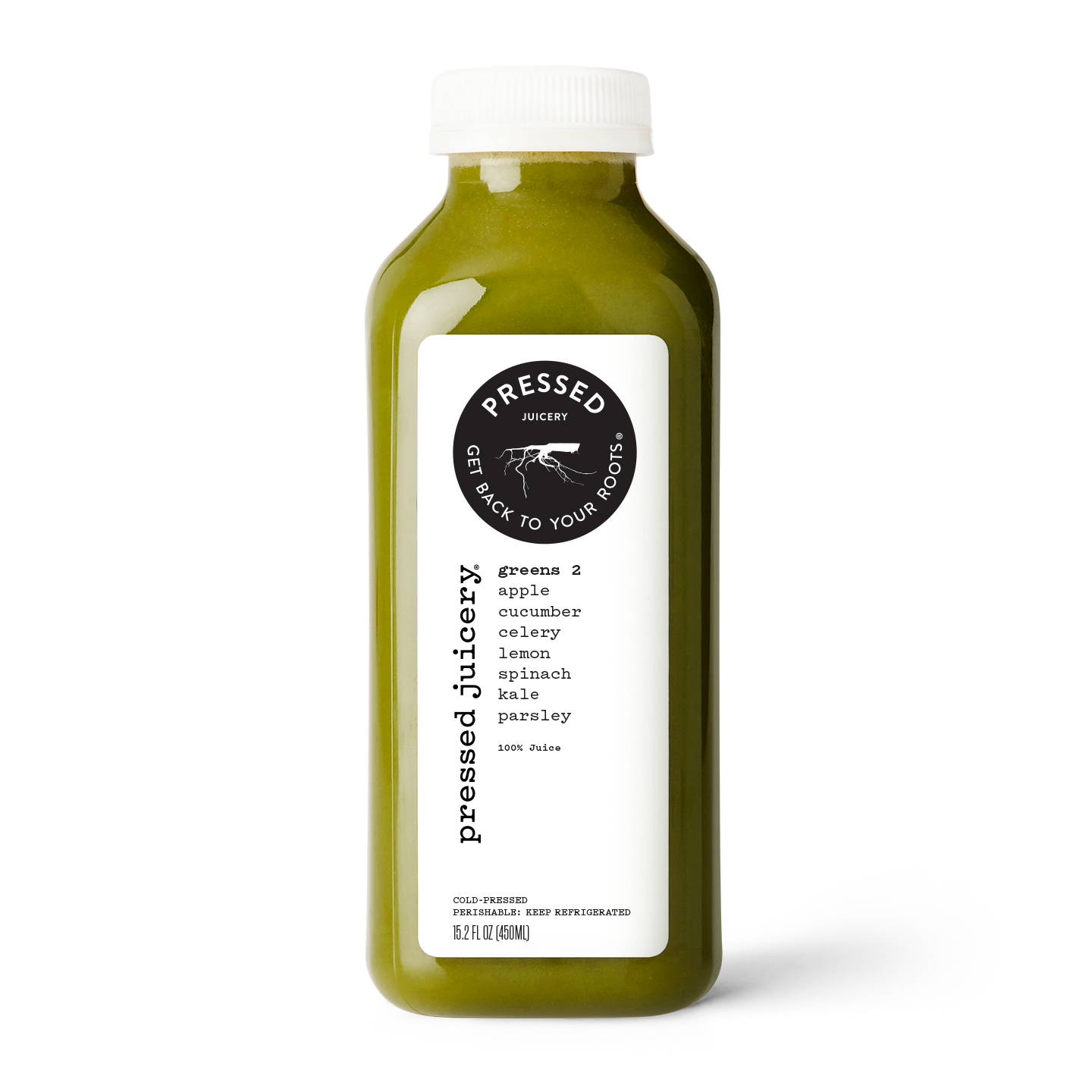 Greens 2 - Kale Apple Lemon Juice product image