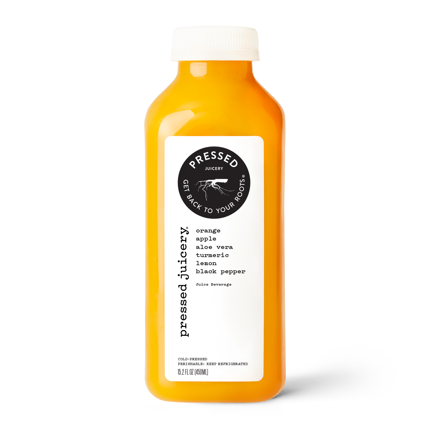 Orange Turmeric Apple Lemon Juice product image