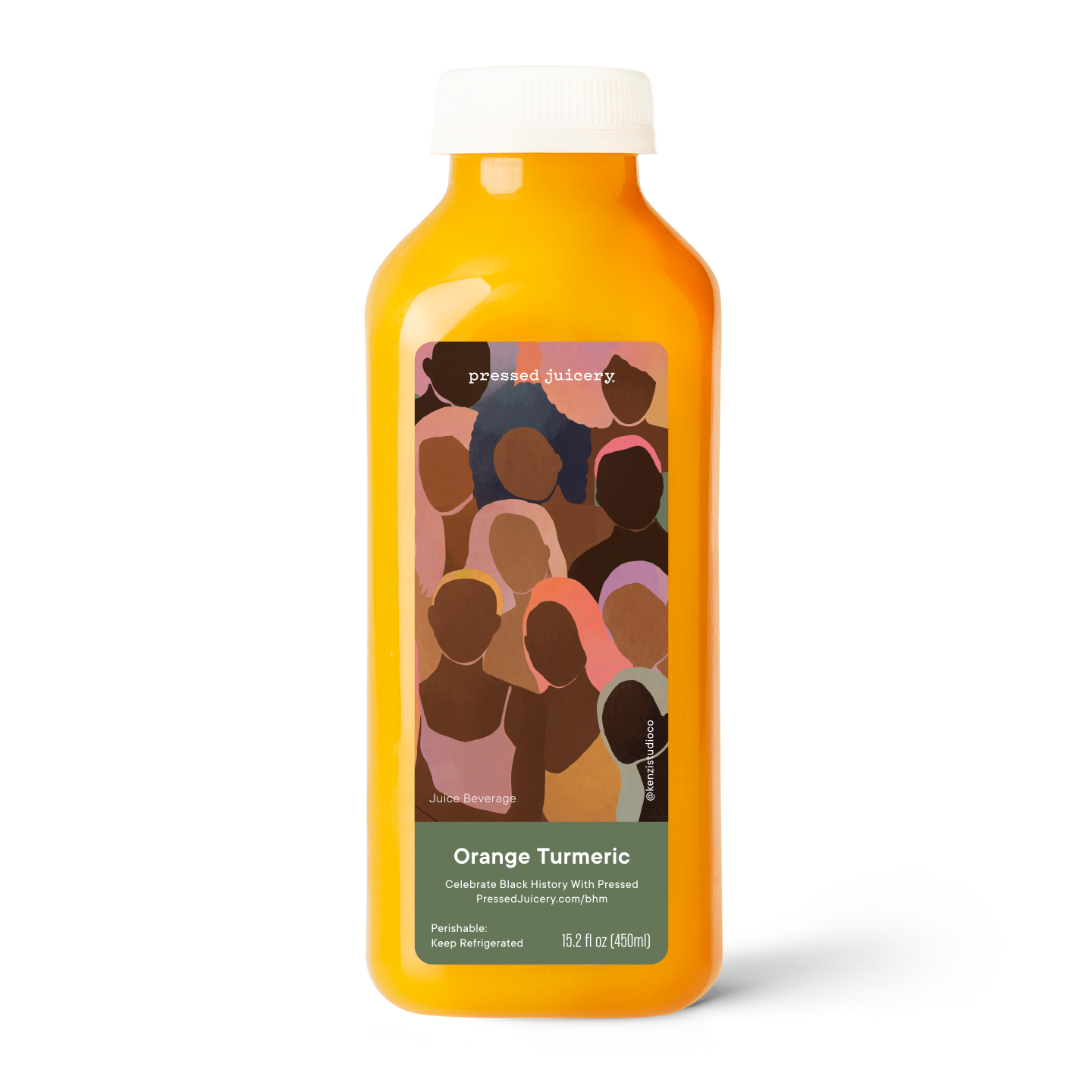 Orange Turmeric product image