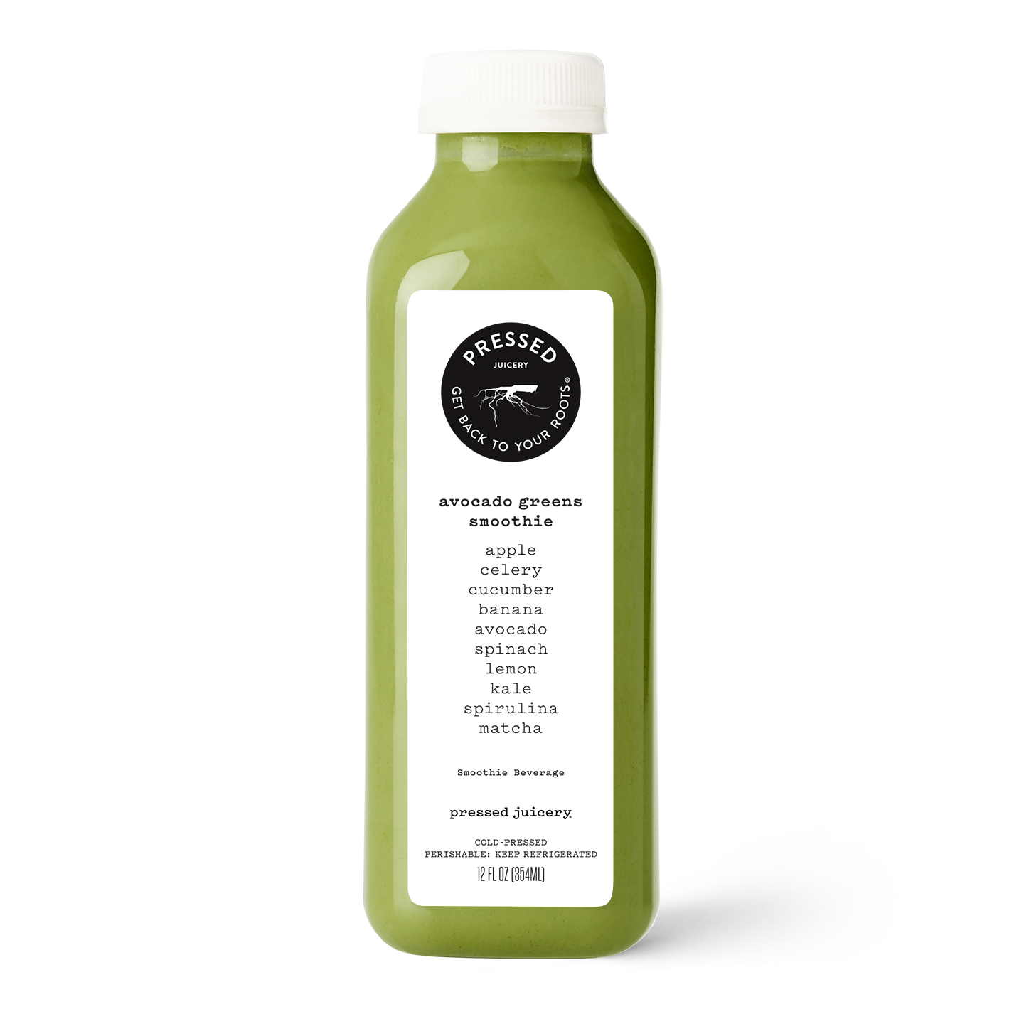 12oz Avocado Greens Smoothie product image