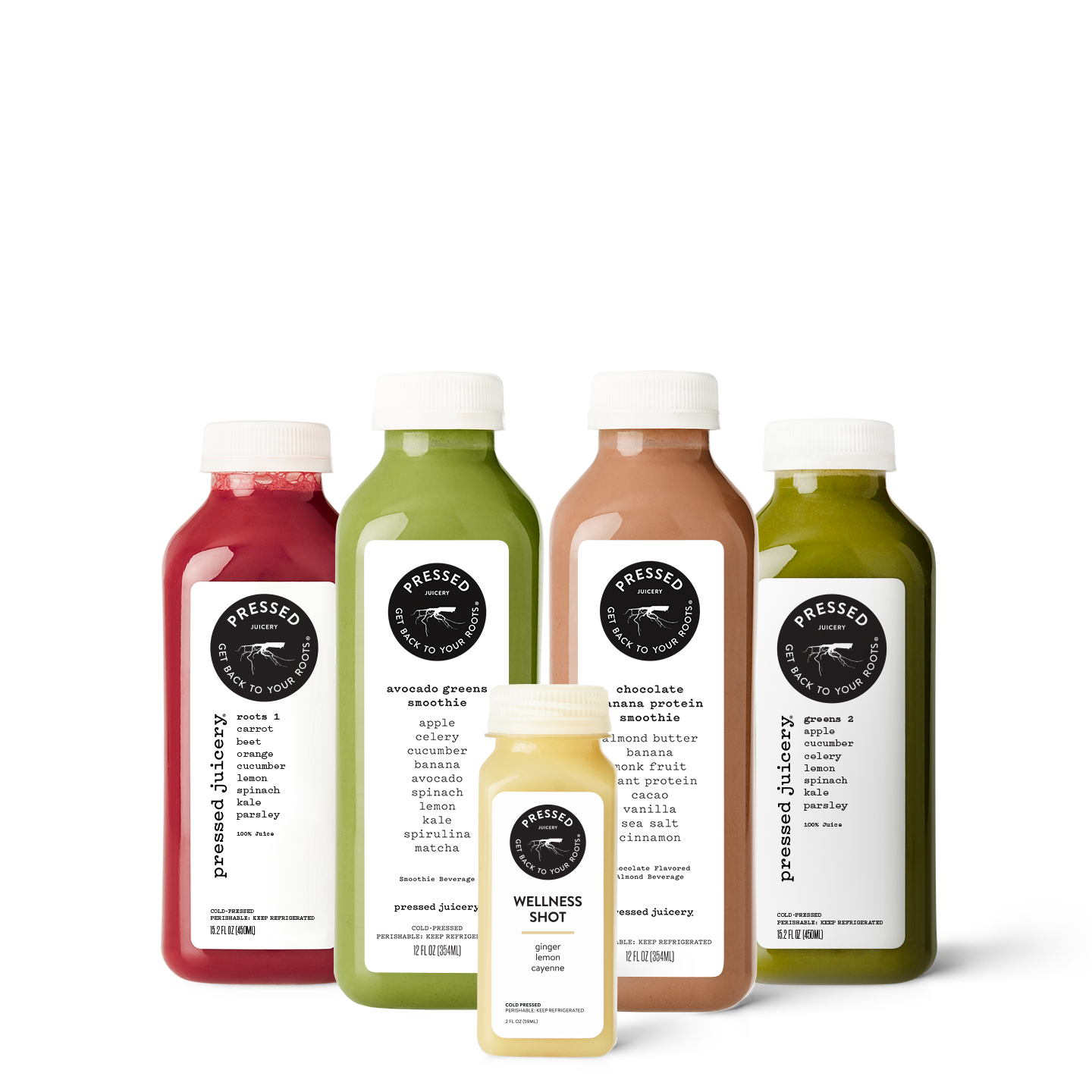 12oz Half-Day Smoothie Cleanse product image