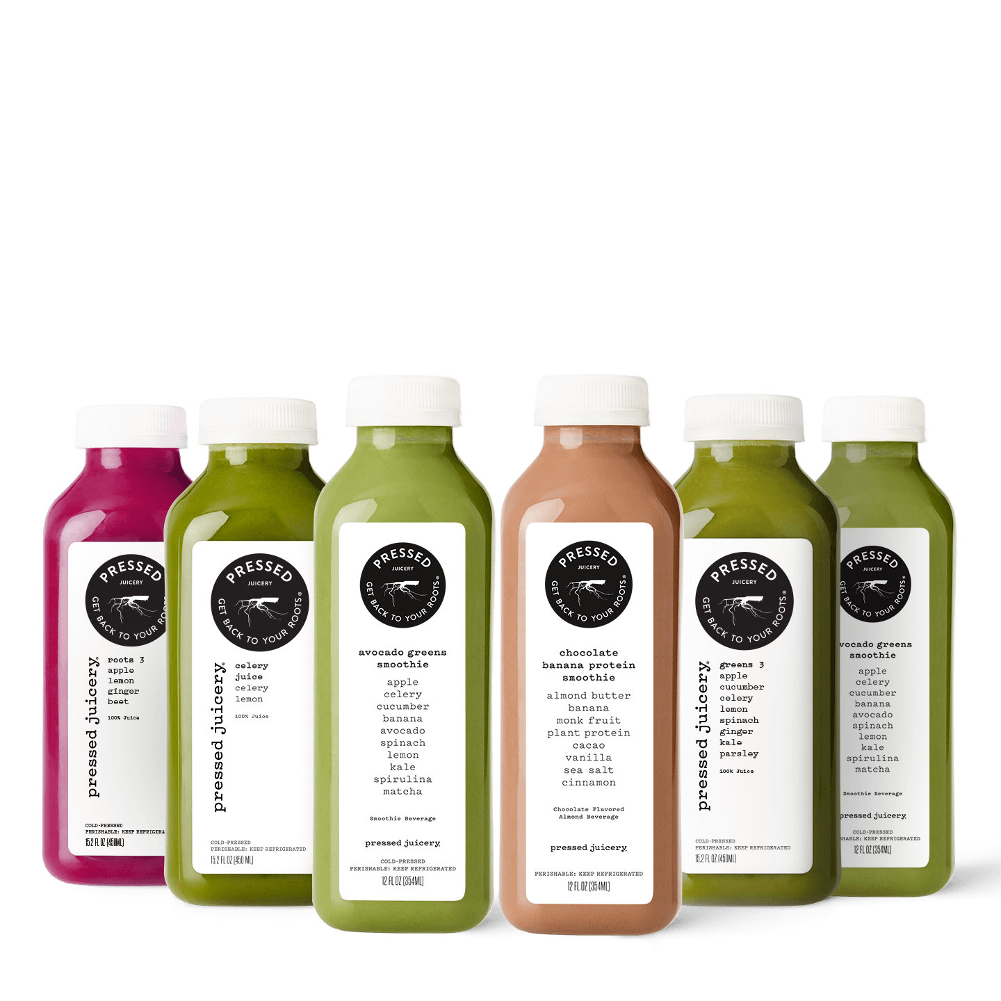 12oz Full Day Smoothie Cleanse product image