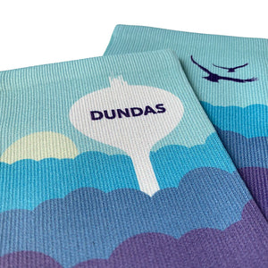 Dundas Water Tower Tech Socks