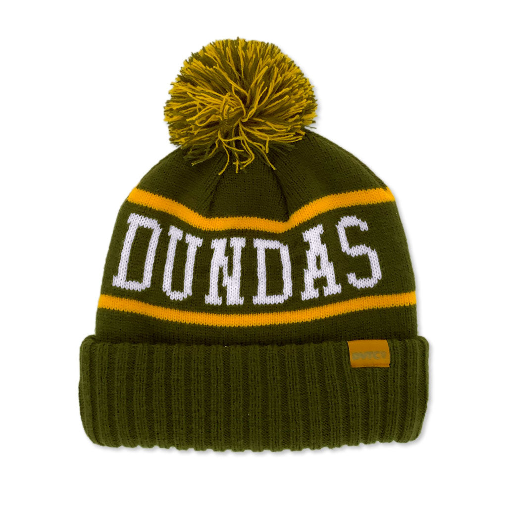 Dundas Valley Toboggan Knit Toque - Surplus