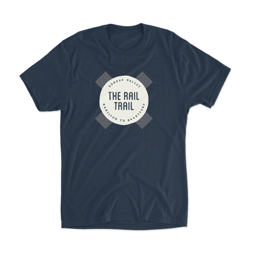 Men's Rail Trail Tee