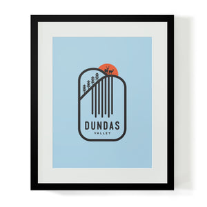Dundas Valley Day Print