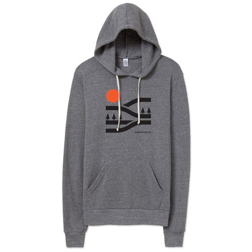 Unisex Dundas Valley Linescape Hoodie