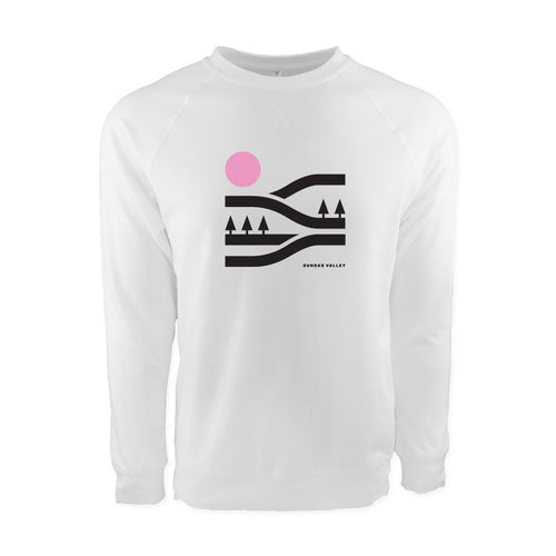 Limited Edition Unisex Dundas Valley Linescape L/S Raglan
