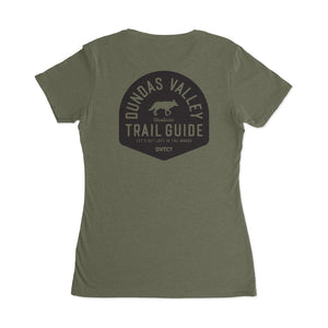 Women's Dundas Valley Trail Guide Tee