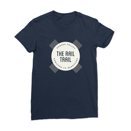 Women's Rail Trail Tee