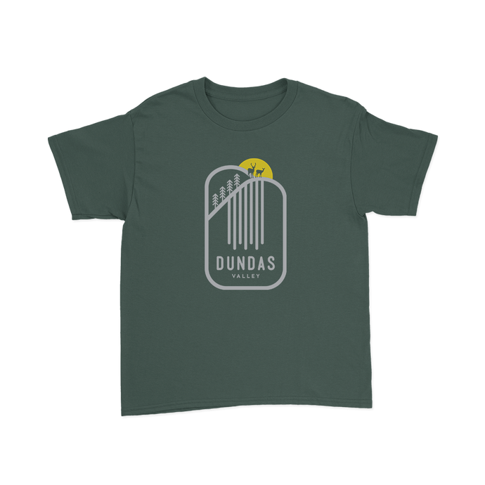 Youth Dundas Valley Tee