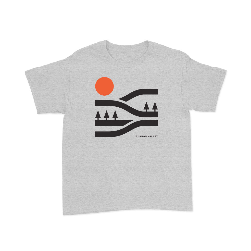 Youth Dundas Valley Linescape Tee