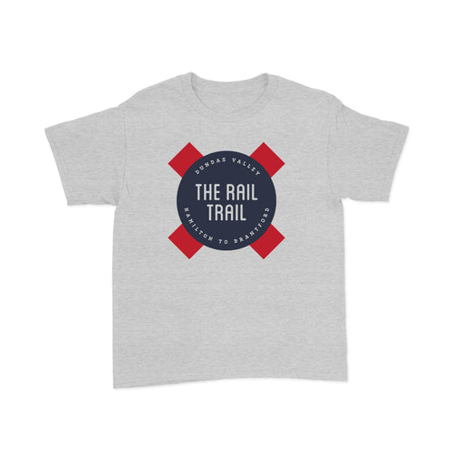 Youth Rail Trail Tee