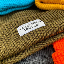 Load image into Gallery viewer, Valley Town Trail Co. Logo Beanie