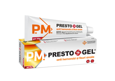 PrestoGel GEL*50G
