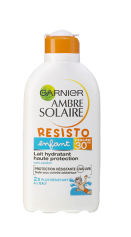 Ambre Solaire Lapte Copii SPF30 200ml-Remedii Online
