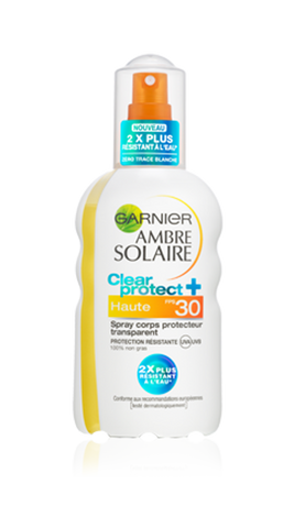 Ambre Solaire spray SPF30 200ml GAR-Remedii Online