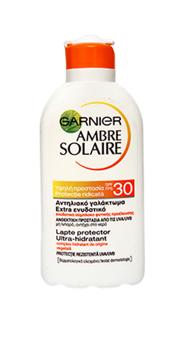 Ambre Solaire lapte bronz SPF30 200ml-Remedii Online