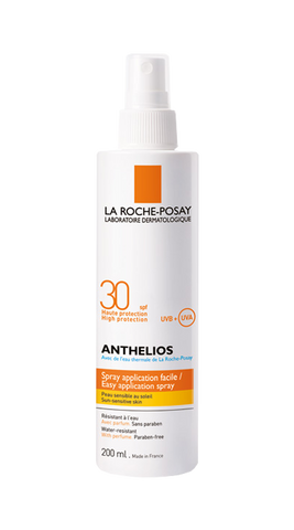 ANTHELIOS SPRAY CORP SPF 30  200ml-Remedii Online