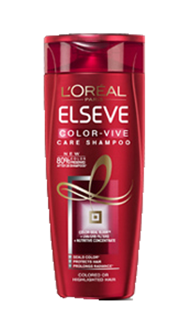 Elseve Color Vive Sampon 400ml-Remedii Online