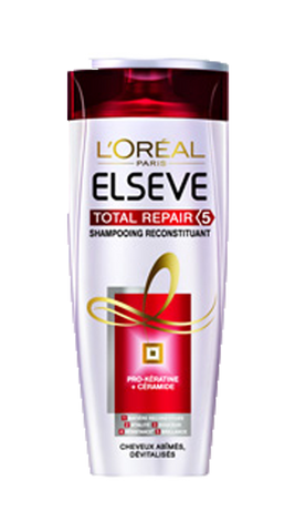 Elseve Total Repair 5 Extreme Sampon 250ml LOR-Remedii Online