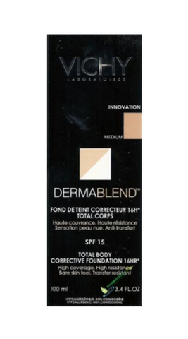 Dermablend FDT medium total body 100 ml-Remedii Online